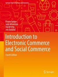 Cover Introduction to Electronic Commerce and Social Commerce