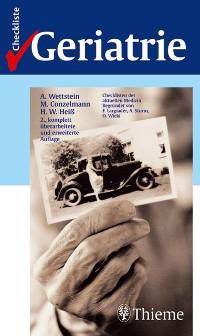 Cover Checkliste Geriatrie