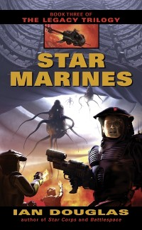 Cover Star Marines (The Legacy Trilogy, Book 3)