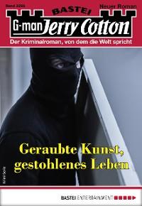 Cover Jerry Cotton 3298 - Krimi-Serie