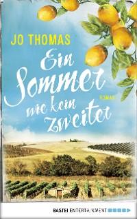 Cover Ein Sommer wie kein zweiter