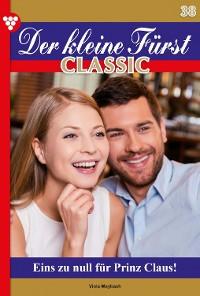 Cover Der kleine Fürst Classic 38 – Adelsroman