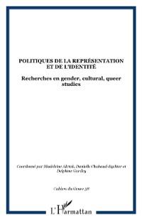 Cover Cahier du genre no. 38