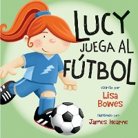 Cover Lucy juega al fútbol