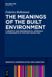 Cover The Meanings of the Built Environment