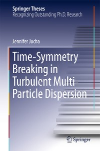 Cover Time-Symmetry Breaking in Turbulent Multi-Particle Dispersion