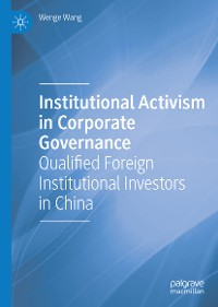 Cover Institutional Activism in Corporate Governance