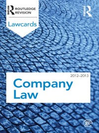 Cover Company Lawcards 2012-2013