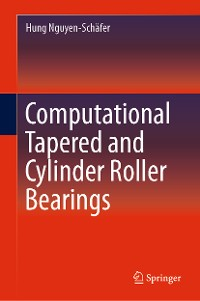 Cover Computational Tapered and Cylinder Roller Bearings