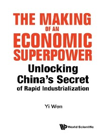 Cover The Making of an Economic Superpower