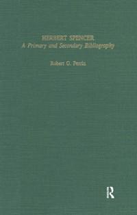 Cover Herbert Spencer