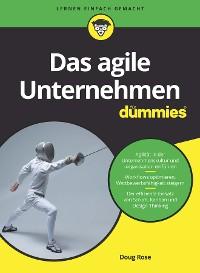 Cover Das agile Unternehmen für Dummies