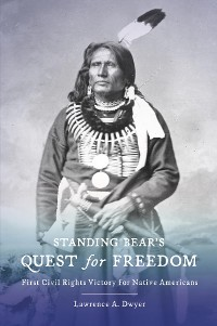 Cover Standing Bear's Quest for Freedom