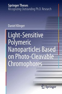 Cover Light-Sensitive Polymeric Nanoparticles Based on Photo-Cleavable Chromophores