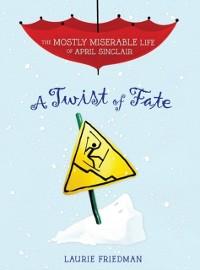 Cover #7 A Twist of Fate