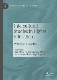 Cover Intercultural Studies in Higher Education