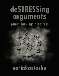 Cover Destressing Arguments - Plain Talk Against Stress