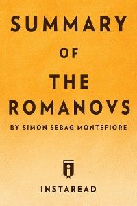 Cover Summary of The Romanovs