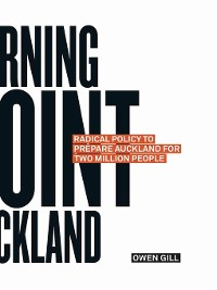 Cover Turning Point Auckland