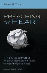 Cover Preaching by Heart