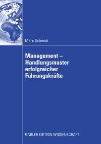 Cover Management - Handlungsmuster erfolgreicher Führungskräfte