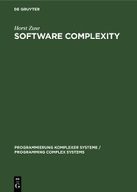 Cover Software Complexity