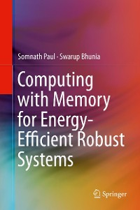 Cover Computing with Memory for Energy-Efficient Robust Systems