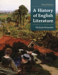 Cover History of English Literature
