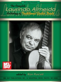 Cover Complete Laurindo Almeida Anthology of Traditional Guitar Duets