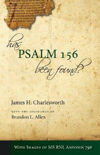Cover Has Psalm 156 Been Found?