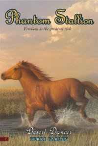 Cover Phantom Stallion #7: Desert Dancer