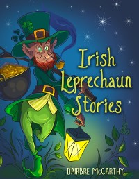 Cover Irish Leprechaun Stories