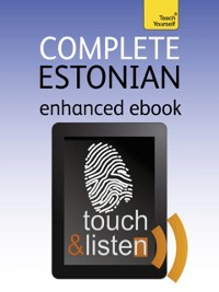 Cover Complete Estonian Beginner to Intermediate Book and Audio Course