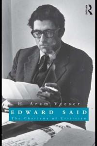 Cover Edward Said