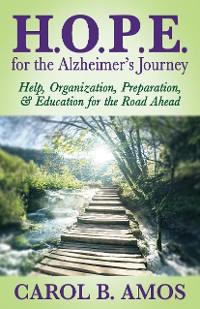 Cover HOPE for the Alzheimer's Journey