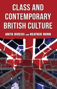 Cover Class and Contemporary British Culture