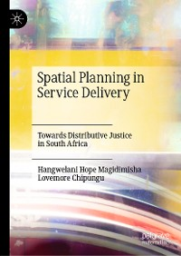 Cover Spatial Planning in Service Delivery