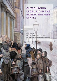 Cover Outsourcing Legal Aid in the Nordic Welfare States