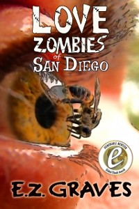 Cover Love Zombies of San Diego
