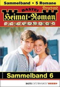 Cover Heimat-Roman Treueband 6 - Sammelband