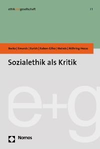 Cover Sozialethik als Kritik