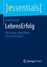 Cover LebensErfolg