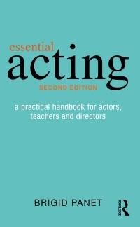 Cover Essential Acting