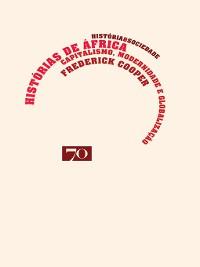 Cover Histórias de África--Capitalismo, modernidade e globalização