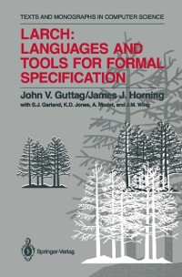 Cover Larch: Languages and Tools for Formal Specification