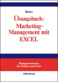 Cover Übungsbuch: Marketing-Management mit EXCEL