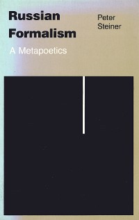 Cover Russian Formalism