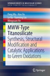 Cover MWW-Type Titanosilicate