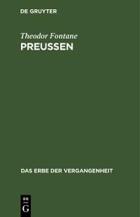 Cover Preußen