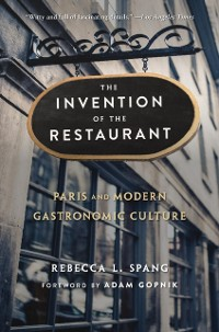 Cover Invention of the Restaurant